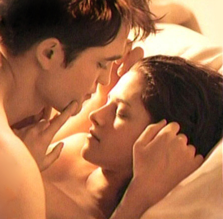 rob pattinson and kristen stewart